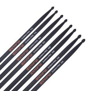 Carbon PRO Techra Drumsticks