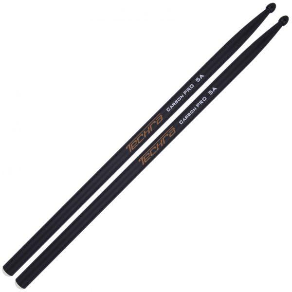 Carbon Pro 5A Techra Drumsticks