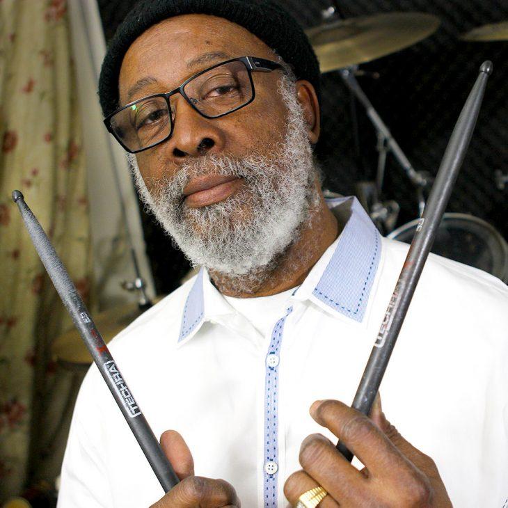 Carlton Santa Davis - Ziggy Marley - Techra Drumsticks
