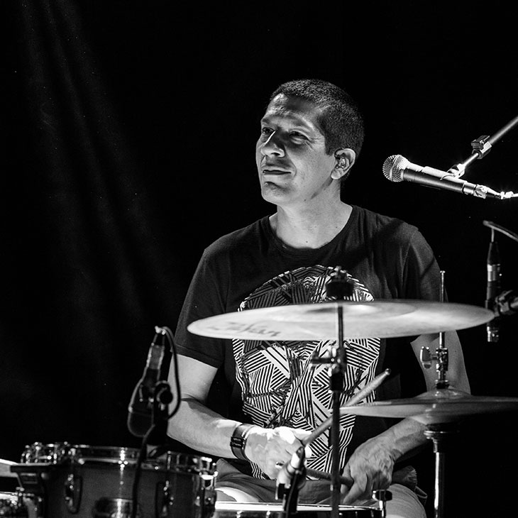Kaka Barros - Indipendent - Techra Drumsticks