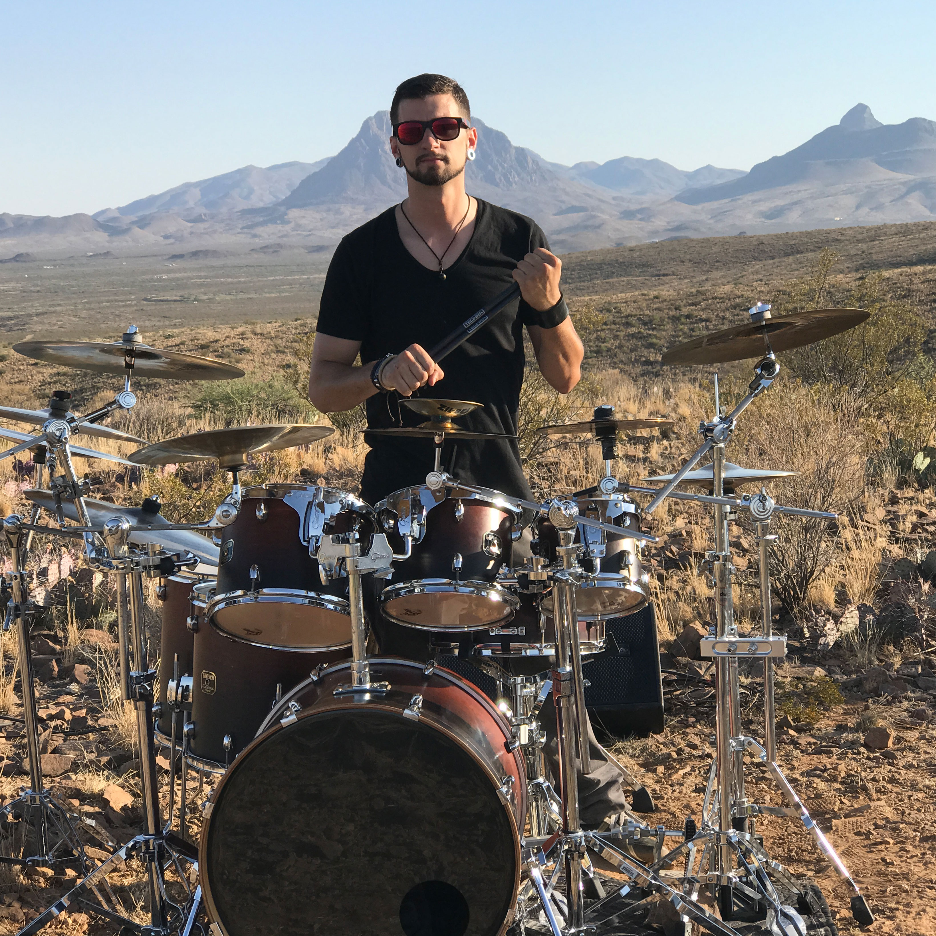 Cody Gilliland - Independent - Techra Drumsticks