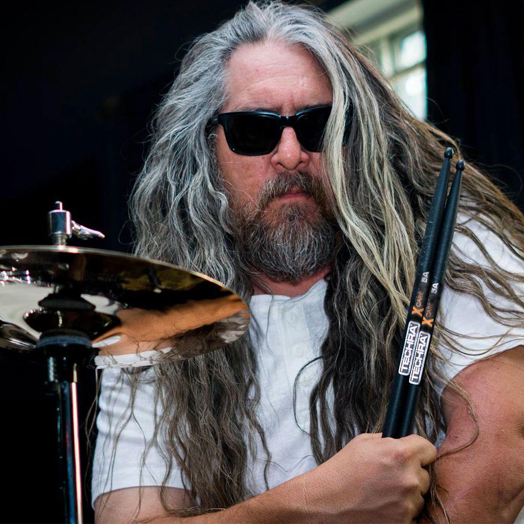 Lonny Pasillas - Independent - Techra Drumsticks