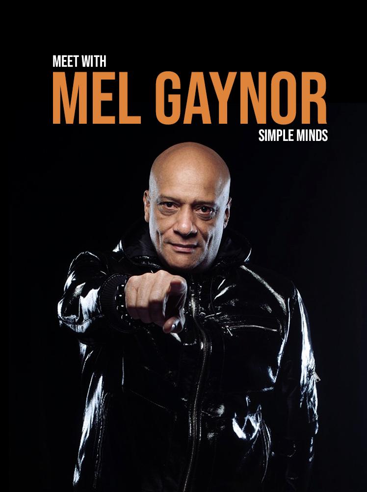 Mel Gaynor Techra Drumsticks